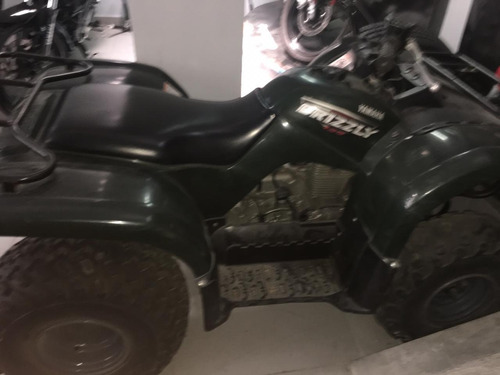 cuatriciclo yamaha grizzly 125, performance bikes