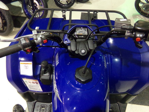 cuatriciclo yamaha grizzly 350