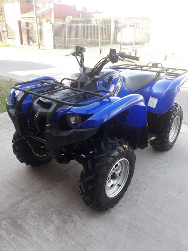 cuatriciclo yamaha grizzly 700cc