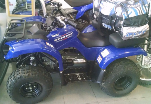 cuatriciclo yamaha grizzly