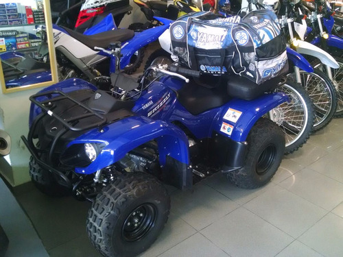 cuatriciclo yamaha yfm 125a grizzly $136000