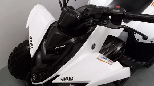 cuatriciclo yamaha yfm 90 90cc 2010 usado impecable