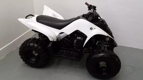 cuatriciclo yamaha yfm 90 90cc 2012 nuevo quilmes 999 motos