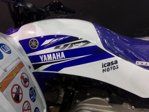 cuatriciclo yamaha yfz 50 raptor 0km 2017 azul