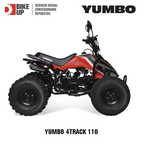 cuatriciclo yumbo 110 - tomamos cuatris usados - bike up