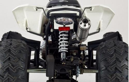 cuatriciclo zanella fx 150 automatico negro 0 km  2019