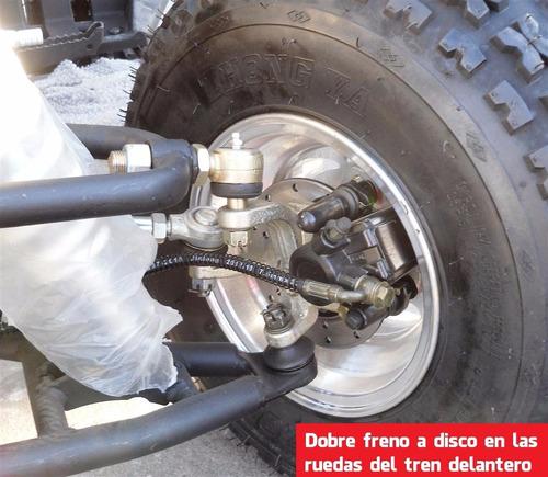 cuatriciclo zanella fx 250 mad max 0km
