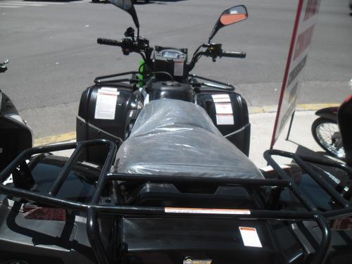 cuatriciclos bks blackstone 400 cc. 4x2 y 4x4 todo en cuotas