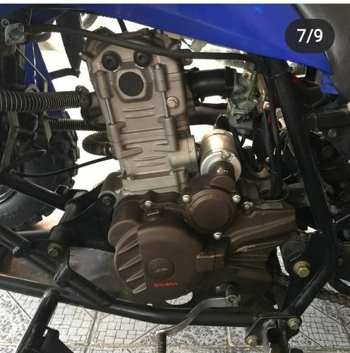cuatriciclos gilera fr 250 di buono automotores
