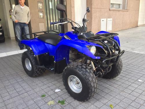 cuatriclo yamaha grizzly 125cc automatico financio !!