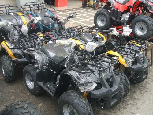 cuatrimoto 125 cc