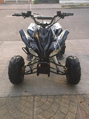 cuatrimoto 125 cc año 2018