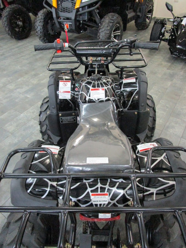 cuatrimoto 125 cc - cw motors