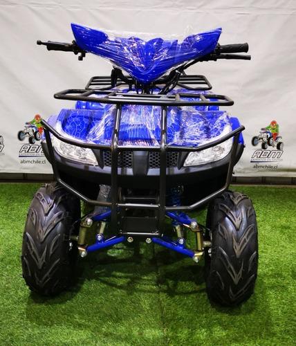 cuatrimoto 125cc aro 7 para niños bencinera