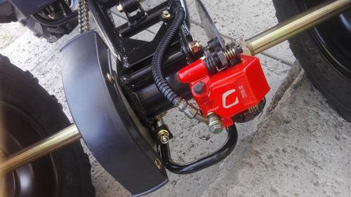 cuatrimoto 125cc atv nueva con reversa mod 2018