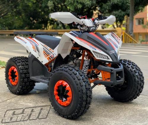 cuatrimoto 125cc tao motors coyote ranchera nueva