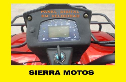 cuatrimoto 200cc automatica