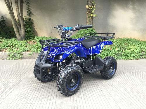 cuatrimoto  50cc arranque electrico y manual nuevos modelos
