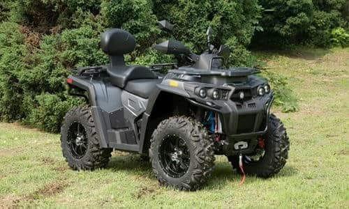 cuatrimoto 800cc automatica,rines deportivos,winch