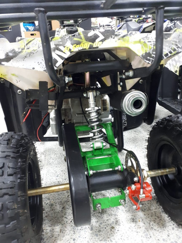 cuatrimoto a gasolina para niños 50cc usada 4 tiempos