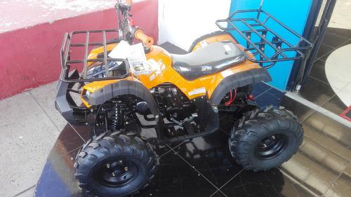 cuatrimoto atv 125cc automatica con reversa nueva 2019