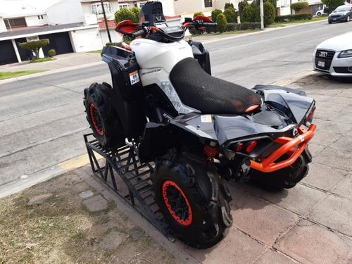 cuatrimoto can am brp renegade 570cc 2017