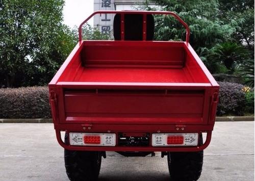 cuatrimoto de carga para trabajo  4x4 300cc  todo terreno