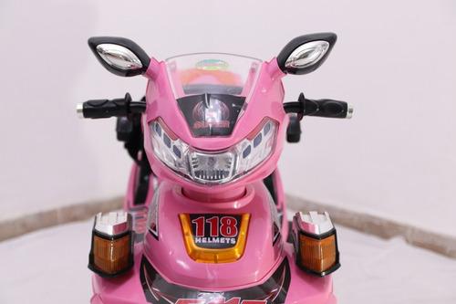 cuatrimoto electrica para niñas con control remoto oferta