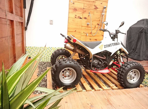 cuatrimoto makiba zanttara 250cc