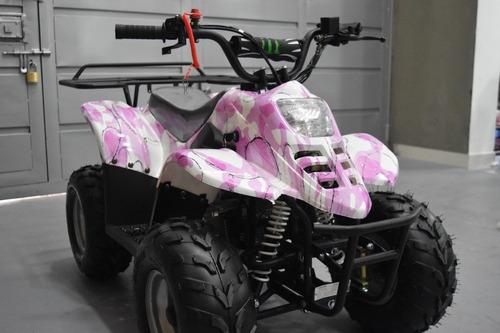 cuatrimoto moto 110cc polar niños automática gasolina 4t