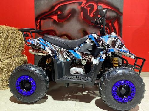 cuatrimoto moto polar plr mikro 110 cc niños automatica