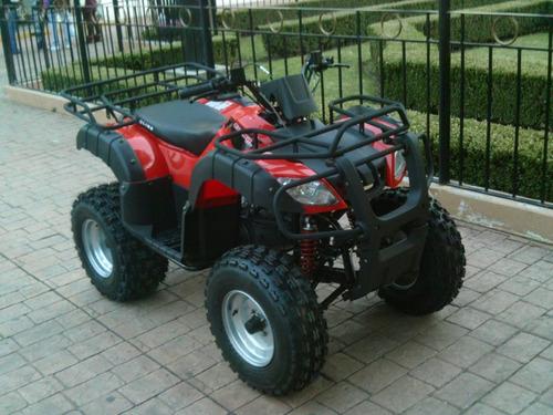 cuatrimoto  qlink cobra  150 cc automatica con reversa