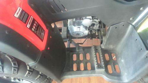 cuatrimoto quest 250 motomel (falta pieza caja diferencial)