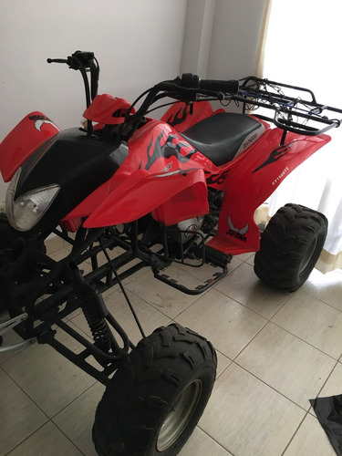 cuatrimoto shineray 150cc