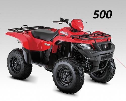 cuatrimoto suzuki kingquad 400 2020