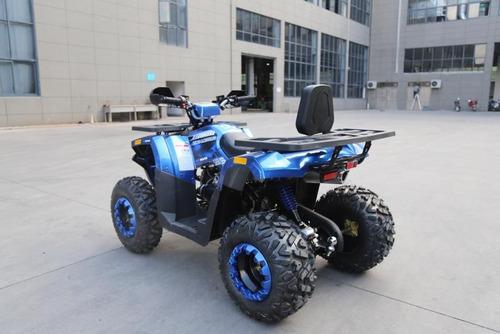 cuatrimoto titan 200f y 250f automatica  full  2020 0 klm