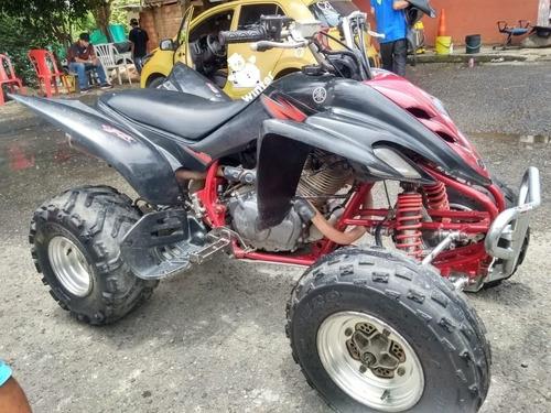 cuatrimoto yamaha raptor 350