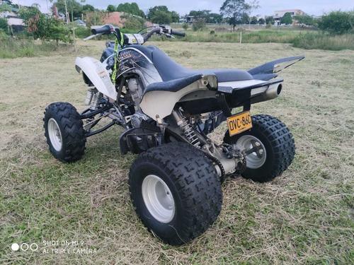 cuatrimoto yamaha raptor 700r modelo 2012 - papeles al día