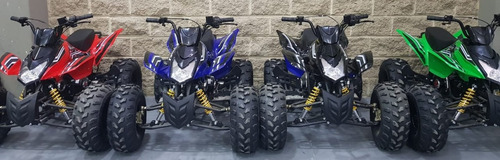 cuatrimotos 110 cc tamaño grande modelo 2019 cero km polar