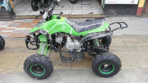 cuatrimotos 125cc nuevas deportivas utilitarias tenemos tda.