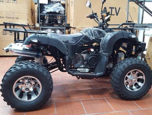 cuatrimotos 150 cc automática con reversa más lujos