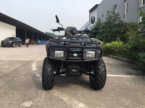 cuatrimotos 250cc con cardan y wincher mecanica 2019 0km