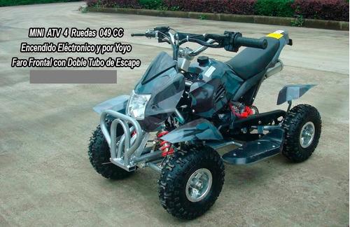 cuatrimotos mecanica, repuestos  y venta en  todo para motos