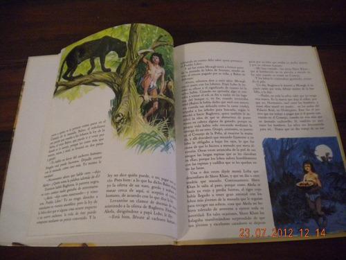 cuatro cuentos en el libro de la selva