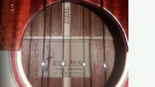 cuatro de concierto nuevo de 17 tramos marca ideal music
