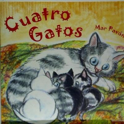 cuatro gatos(libro )