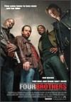 cuatro hermanos - dvd original