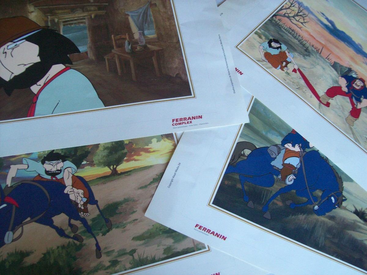 Cuatro Láminas De Fontanarrosa Para Enmarcar - $ 185,00 en Mercado Libre