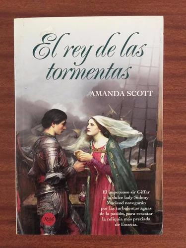 cuatro novelas de amanda scott