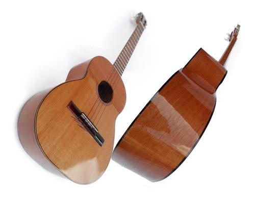 cuatro profesional de conciertos - 17 trastes madera cedro